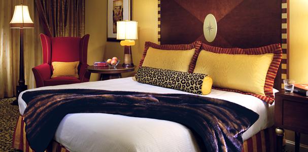 Hotel Marlowe Bedroom