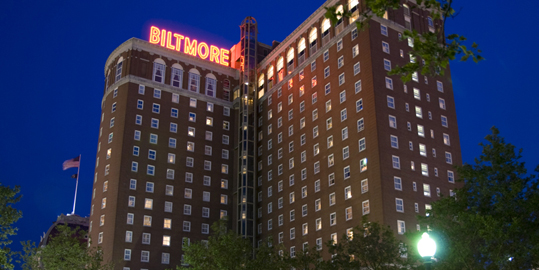 The Providence Biltmore Hotel