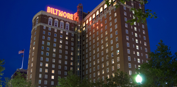 Providence Biltmore Exterior