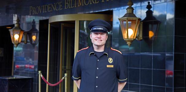 Providence Biltmore Bellhop