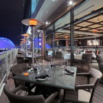 The Deck at Del Frisco's Double Eagle Steak House, Boston, MA